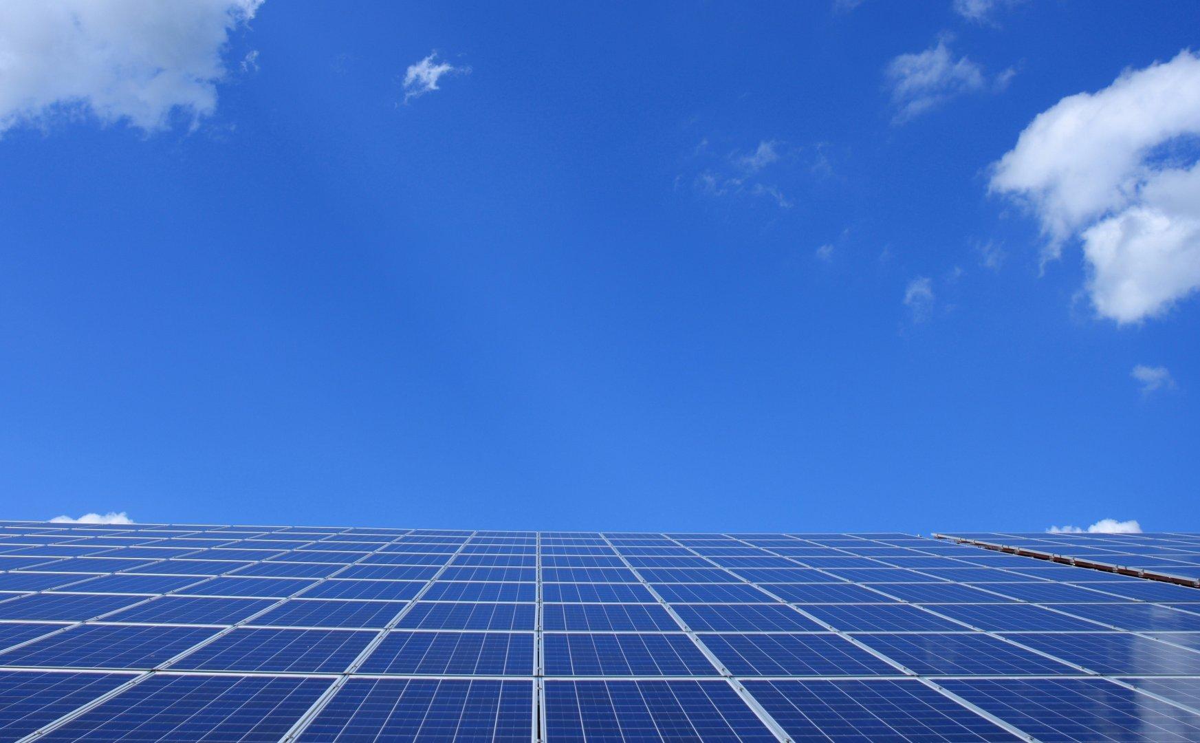 A legimpozánsabb <br>napelemes weboldal! - Background