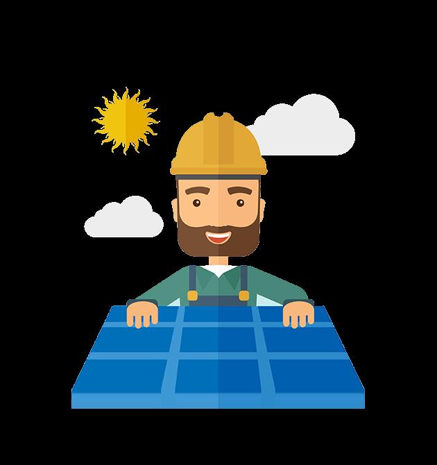 A legimpozánsabb <br>napelemes weboldal! - Image